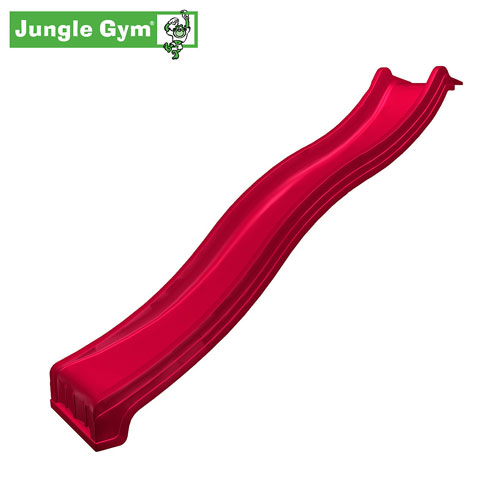 Jungle Gym 3m Red Slide