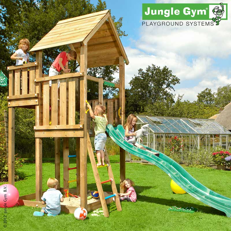 Jungle Gym Palace