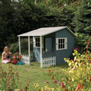 Forest Parsley Cottage Playhouse
