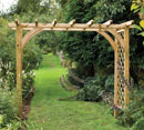 Forest Large Ultima Pergola Arch