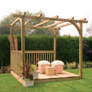 Forest Ultima Pergola Decking Kit