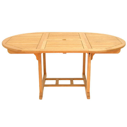 Burlington 120-180 x 120cm Extension Table