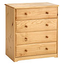 Bathgate 4 Drawer Chest