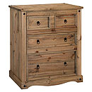 Coatsbridge 2plus2 Drawer Chest