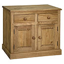 Clydebank 2 Door, 2 Drawer Sideboard