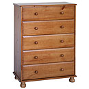 Dundee 5 Drawer Chest