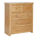 Hagen 2plus3 Drawer Chest