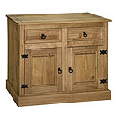 Ponderosa 2 Door, 2 Drawer Sideboard