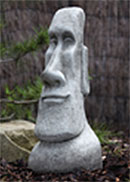 Male Easter Island Head