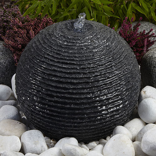 Black Granite Ball