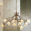 Windsor 15 Arm Chandelier Bronze