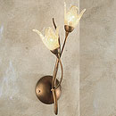 Windsor 2 Arm Wall Light Bronze
