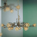 Autunno 12 Arm Chandelier