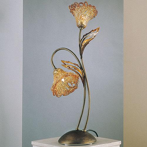 Betulla 2 Arm Table Lamp