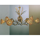 Betulla 9 Arm Chandelier