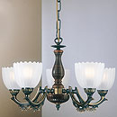 Angel 5 Under Arm Chandelier