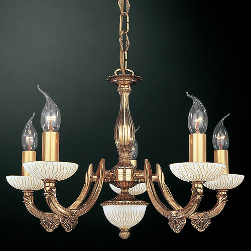 Bellini 5 Arm Chandelier