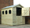 Pro Shed (Apex Roof) 10ft x 8ft
