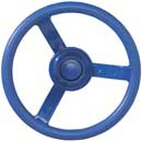 Blue Rabbit Steering Wheel