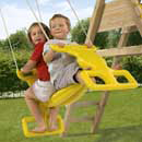 Blue Rabbit @Duo Seat with Swing Hooks