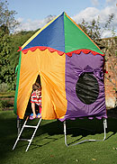 Jumpking 7.5ft Trampoline Combo and Tent