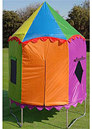 Jumpking 7.5ft Circus Trampoline Tent