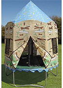 Jumpking 7.5ft Treehouse Trampoline Tent