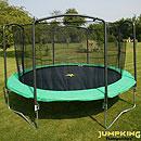 Jumpking 12ft Universal Trampoline Enclosure