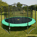 Jumpking 10ft Universal Trampoline Enclosure