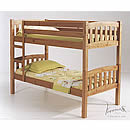 Verona Kids Short America Bunk Bed 2ft6in