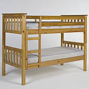 Verona Kids Short Barcelona Bunk Bed 2ft6in