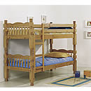 Verona Kids Short Trieste Bunk Bed 3ft