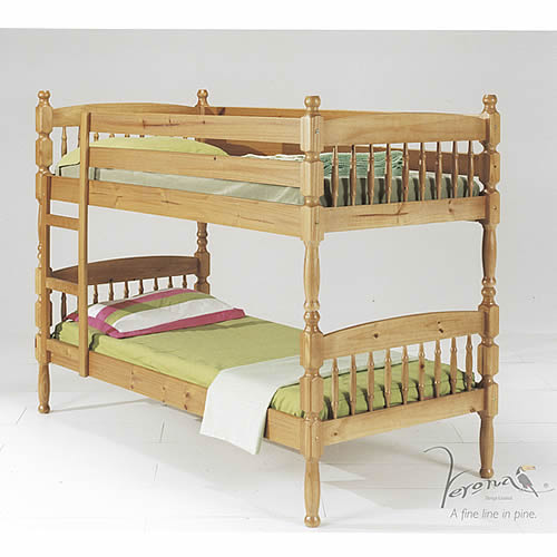 Verona Milano Bunk Bed 2ft6inch