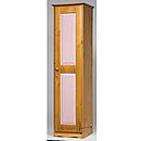 Verona Pink 1 Door Wardrobe