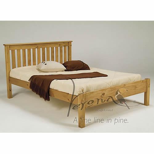 Verona Shaker Single Bed