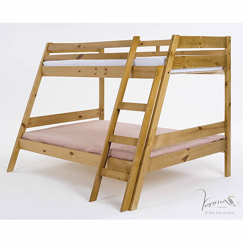 Verona Marilleva Triple Bunk Bed