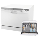 Indesit 6 Place Table Top Dishwasher
