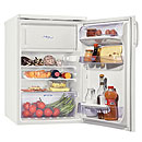 Zanussi Under Counter Fridge with Ice Box White