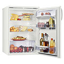 Zanussi Under Counter Fridge White 5.5 Cu Ft