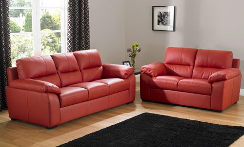 BM Furniture Bari 2 Piece Suite