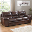 BM Furniture Barletta 3 Seater Sofa