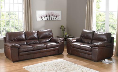BM Furniture Barletta 3 Piece Suite