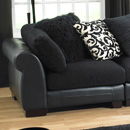 BM Furniture Bentley Corner Chair