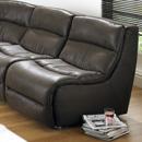 BM Furniture Brandon Armless Chair