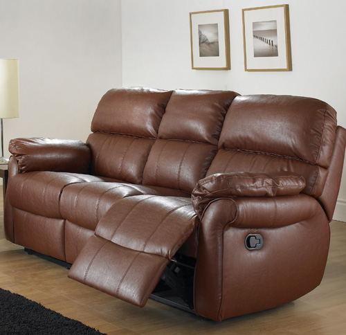 BM Furniture Cannes Motion 2 Seater Sofa