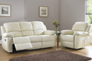 BM Furniture Denley 2 Piece Motion Suite