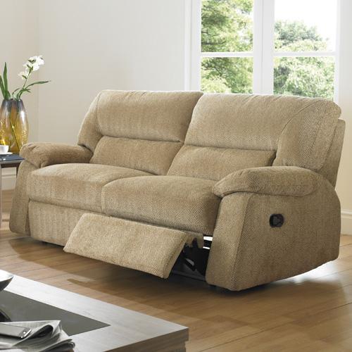 BM Furniture Devon 3 Seater Sofa