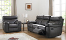 BM Furniture Imola 3 Piece Motion Suite
