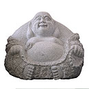 Stone and Water Buddha Small