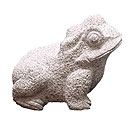 Stone and Water Frog Small